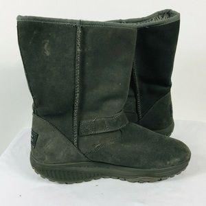 Skechers Shape Ups Size 9.5 XF Bollard Boots